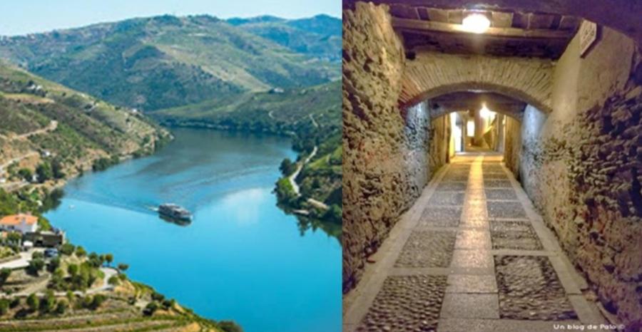 Excursión a las Arribes del Duero y Judería de Alba de Tormes